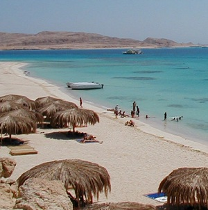 Курорты Египта,  рядом с городом курортом Хургада