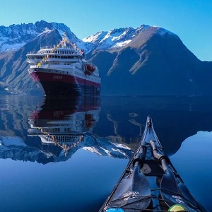 Основные туристские зоны Норвегии