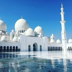 Достопримечательности в Арабских Объединенных Эмиратах