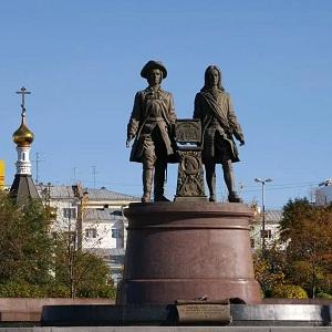 Экскурсия в столицу Урала – Екатеринбург