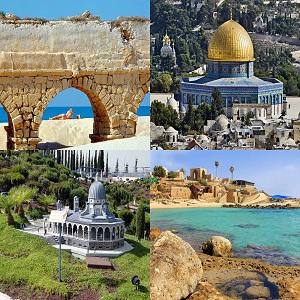 Места в Израиле, которые посещают все