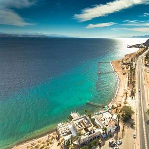 Пляжный отдых на курортах Израиля
