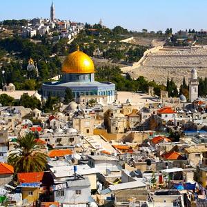 Путешествие по Израилю, города, достопримечательности