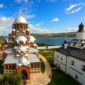 Экскурсионный тур на остров-град Свияжск, Татарстан