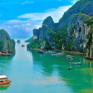 Лечебный отдых, путешествуя по  Вьетнаму