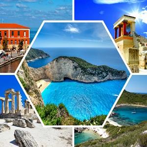 Экскурсионный тур по Греции