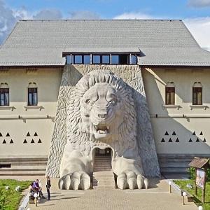 Путешествие по России, экскурсионный тур в Этномир
