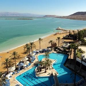 Лечебный отдых на курортах Израиля