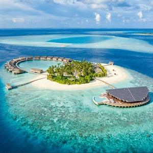 Особенности пляжей на островах Мальдив