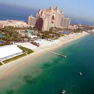 Пляжный отдых в Арабских Эмиратах