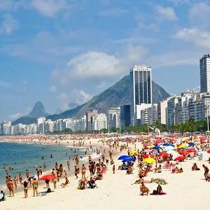 Курорты с пляжным отдыхом в Бразилии, описание