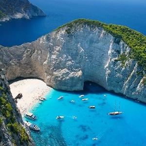 Пляжный отдых в солнечной Греции