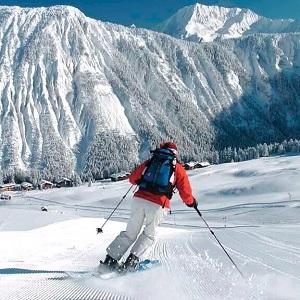 Характеристика горнолыжного туризма в Франции