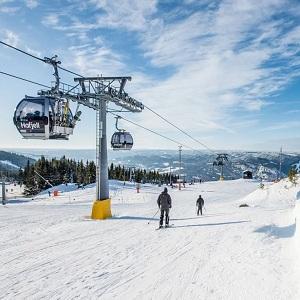 Активный отдых на горнолыжных курортах Норвегии
