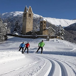 Горнолыжный туризм Швейцарии