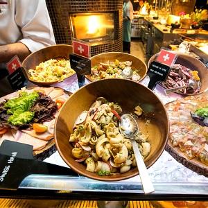 Разнообразие гастрономических блюд в Швейцарии