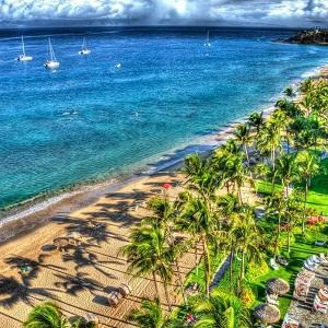 Отдых на пляжах Гавайских островов