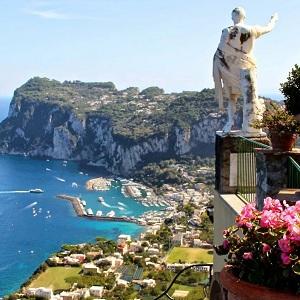 Остров Капри, достопримечательности которые понравились