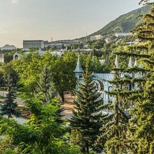 Бальнеологические курорты России