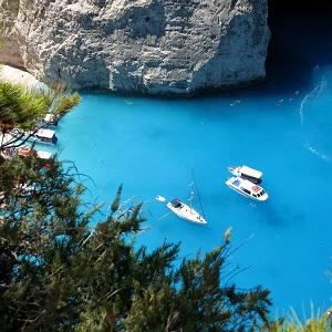 Пляжный отдых на острове Закинф, Греция