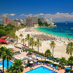 Пляжный отдых на острове Майорка