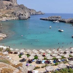 Пляжи острова Родос – которые понравились