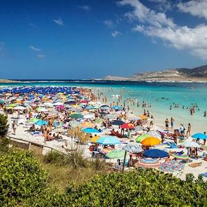 Отдых на пляжах острова Сардинии