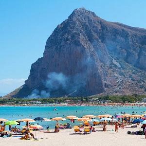 Пляжи острова Сицилия, где уютно отдыхать