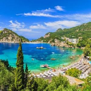 Остров Корфу, отдых на живописных пляжах
