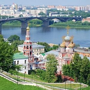 Экскурсия в город Нижний Новгород, что понравилось