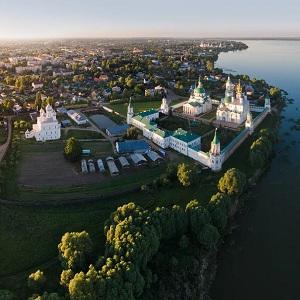Путешествие в город Ростов, экскурсии по городу