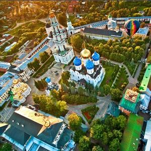Путешествие в Сергиев Посад, экскурсии по значимым местам