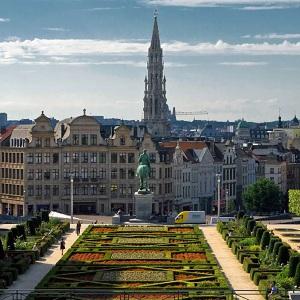 Экскурсия по городам Бельгии
