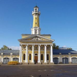 Путешествие в город Кострому, экскурсии, памятники, музеи