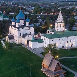 Экскурсии в город Суздаль, описание достопримечательностей