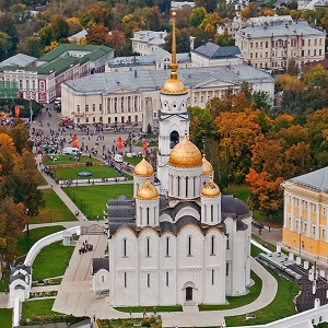 Путешествие в город Владимир, экскурсии, отдых