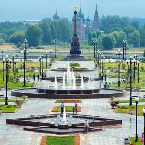 Путешествие в Ярославль, краткое описание