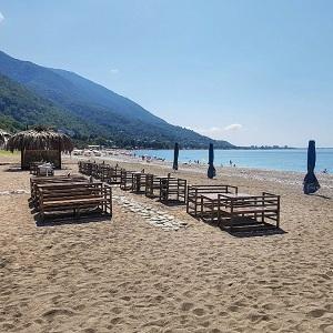Пляжи Абхазии, где можно отдохнуть