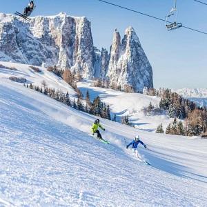 Зимние курорты Италии, горнолыжного направления