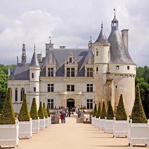 Шенонсо – «Дамский замок», описание, история