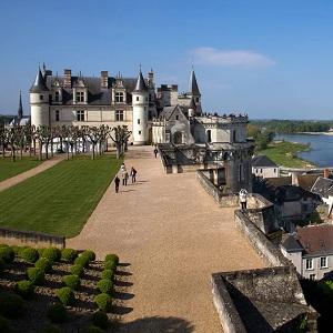 Замок Амбуаз – история Франция