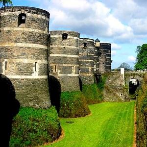 Замок Анжер – один из избранных в долине Луары