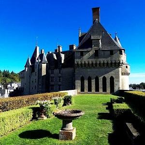 Замок Ланже – путешествие по Франции