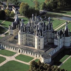 Замок Шамбор – Франция, история, описание