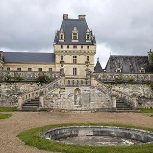 Замок Валансе – один из замков Луары