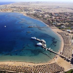 Описание египетского курорта Макади Бэй, отдых, развлечения