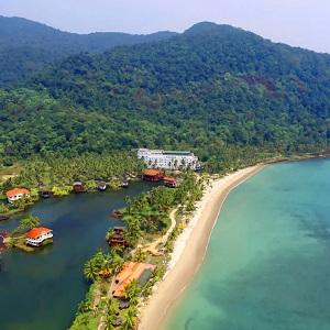 Отдых и экскурсии на курортном острове Ко Чанг в Таиланде