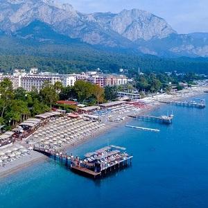 Города курорты Турции на побережье Средиземного моря