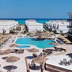 Египетский курорт Заафарана, хорошее место отдыха