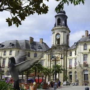 Экскурсия в город Ренн, Франция, краткое описание